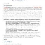 FCS Parent Letter