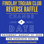Reverse Raffle:  Change of Date – Aug. 15