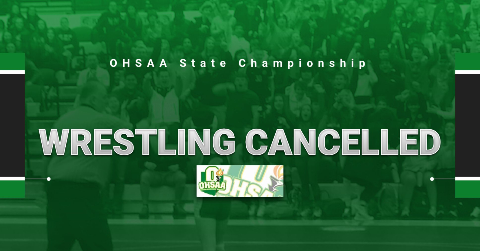OHSAA State Championship Wrestling has been canceled