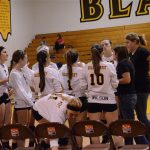 Volleyball goes 5 games to defeat Hanford West