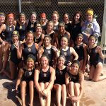 JV Girls Water Polo Finish 3rd in Visalia Tourney