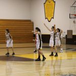 Girls basketball defeats Woodlake 52-41