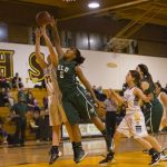 GW Girls Basketball Fall Short Against EDHS