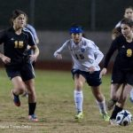 GW Girls Soccer Showdown with Redwood