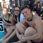 Trailblazer Swim/Dive Beat HW, Remain 3-1 in the WYL