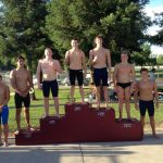 GW Swim/Dive Place 2nd at WYL Championships