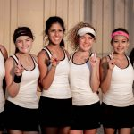 GWHS Girls Tennis Opens League Play With Win Over MWHS