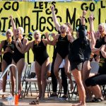 GWHS Girls Water Polo Captures Valley Championship Title