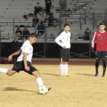 GW Soccer Hands Hanford West a Couple of Losses