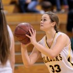 Girls Basketball Tame the Mustangs