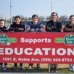 GWHS Athletes of the Month – Sponsored by Round Table Pizza