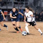 GW Soccer Falls to MWHS Under Friday Night Lights