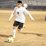 GW Boys and Girls Soccer Split With Lemoore