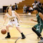 GW Girls Basketball Beats Hanford West
