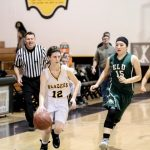 GW's Molly Gostanian Named To All-Tulare County Basketball Team