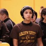 Jackie Flores Becomes First GW Girls to Qualify for State Wrestling Meet