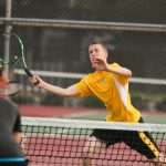 GW Boys Tennis Takes Down EDHS