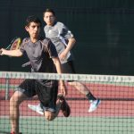 GW Tennis Scores Two Big Wins This Week