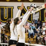 GW Volleyball Suffers Loss To Redwood