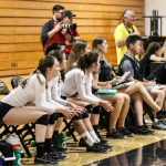 Volleyball Falls To Hanford West