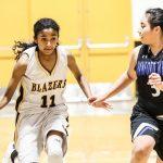 GW Girls Basketball Tame the Mustangs!