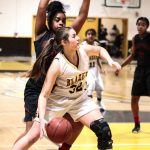 Lady Trailblazer Basketball fall to the Rangers