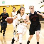 Boys and Girls Basketball Feel The Bite Of The Bulldogs