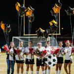 GW Girls and Boys Soccer Celebrate Senior Night