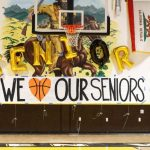 GW Basketball Celebrates Senior Night