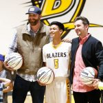 "GW's Jason Pascau Joins ""1,000 Point Club"""