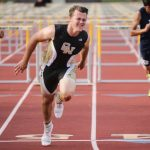 Golden West Athletes Shine at Section Track Meet
