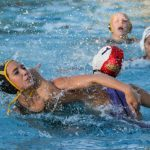 GW Water Polo Splits With Lemoore