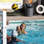 JV Girls water polo vs El D 10-3-17