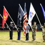Golden West Honors Veterans