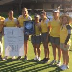 GW Girls Golf Finish 2nd At Section Championships