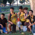 Boys CC Capture 1st Place at Oak Trail 5K