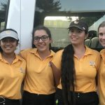 Girls Golf Grab A Couple of Wins!