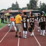 JV FOOTBALL vs EL CAPITAN 8-24-18