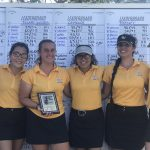 Girls Golf Finishes An Impressive 2nd At Lemoore Tournament