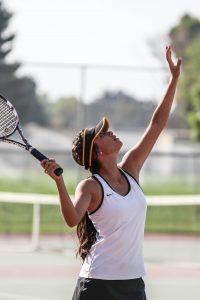 Tennis vs Redwood 9-4-18