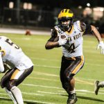 GW Football Takes Down Madera South – Game in Pics!