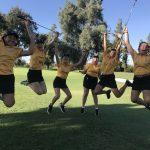 GW Girls Golf Takes Top Spot At Hanford WYL Mini