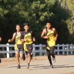 GWHS Cross Country Runs Well At WYL Cluster Meet