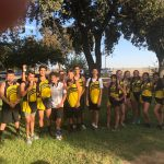 Cross Country Cluster Meet #2 Results and Pics