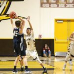 JV BOYS BASKETBALL vs CVC 12-20-18