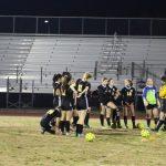Varsity Girls soccer vs Lemoore 1-11-19