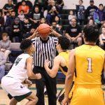Varsity Boys Basketball vs El Diamante 1-18-19