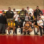 GW Wrestling Makes History, Wins 1st Section Championship