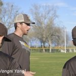 GW's New Baseball Coach Brent Hall Featured in VTD Article