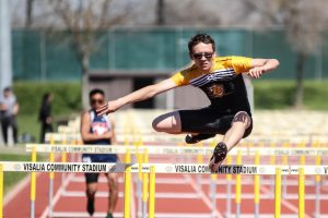 Larry Lung Track Meet 3-16-19